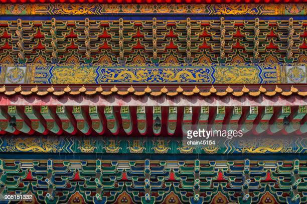 Background and texture in old style of China.