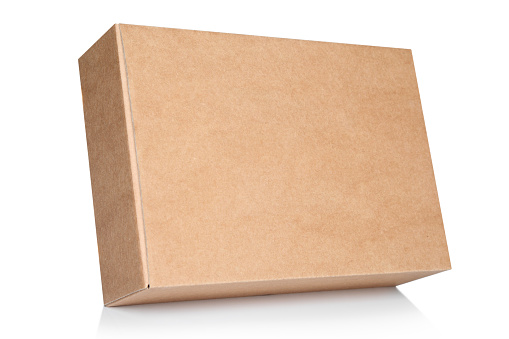 Background blank cardboard box 178520147