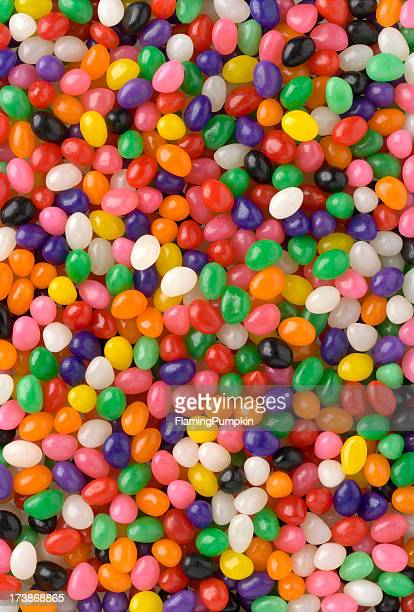 Background - Easter Jelly Beans