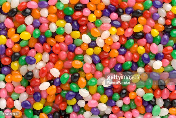 background - easter jelly beans - sweet food stock pictures, royalty-free photos & images