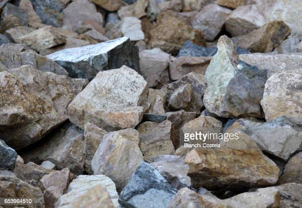 Background of ancient marble in a roman ruins
