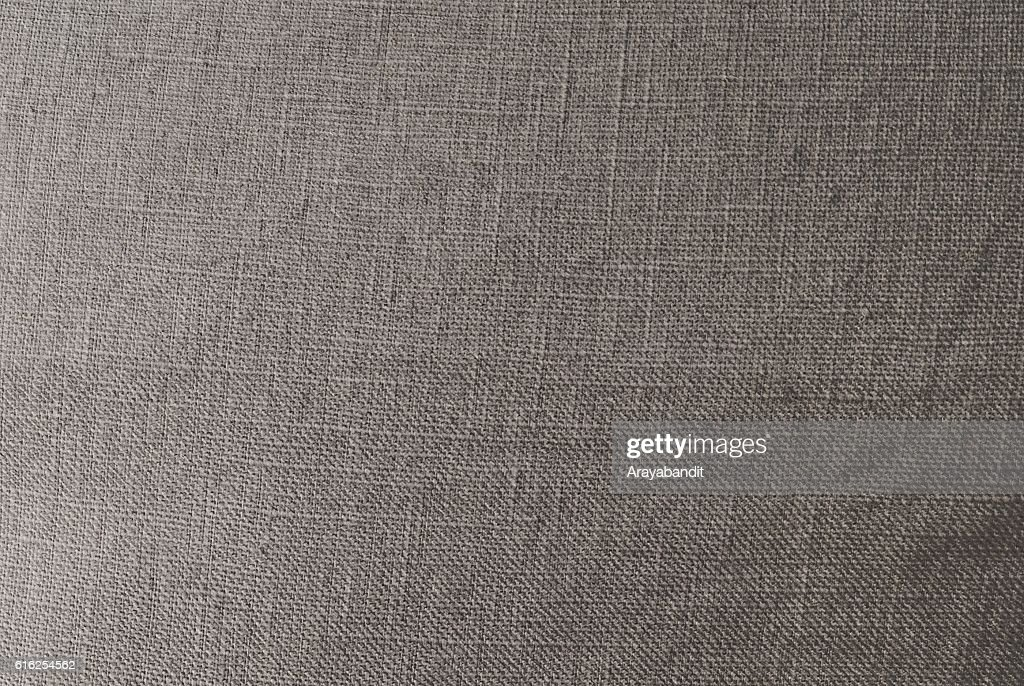 Patrón de fondo de textura de la tela textil marrón : Foto de stock