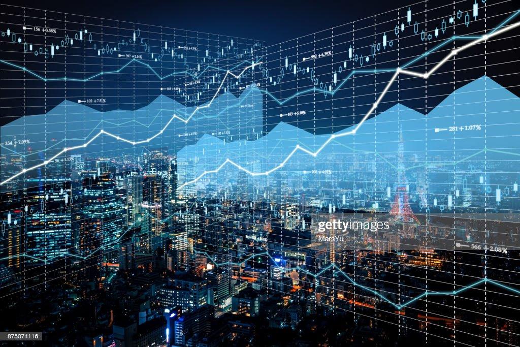 Hintergrund-Börse und Finanzen Wirtschaft : Stock-Foto