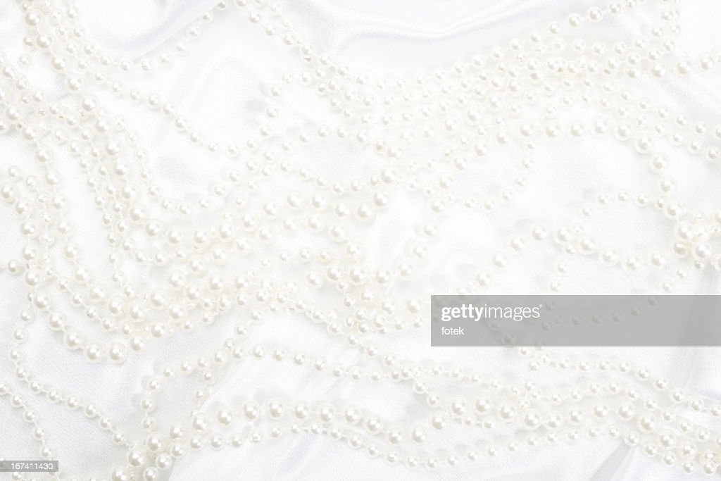 Background with pearls : Stockfoto