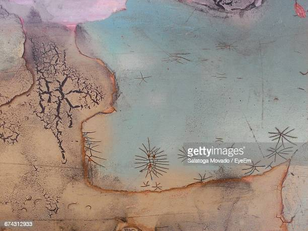 backgrounds of stained grunge wall - fading stock pictures, royalty-free photos & images