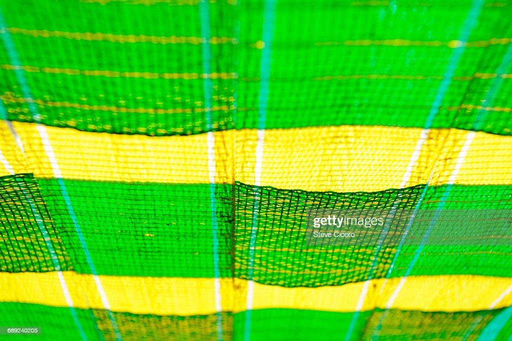 backlit textile fabric : Stock Photo