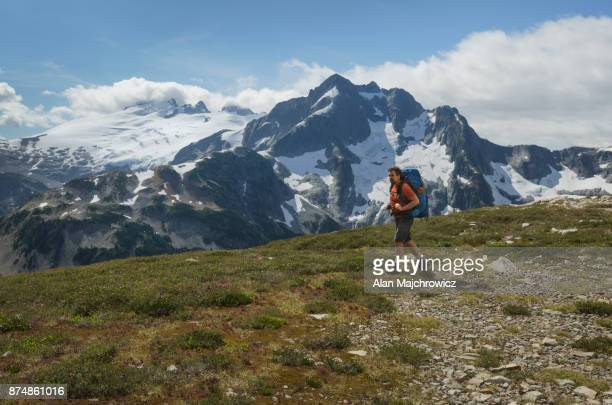Backpacker, North Cascades National Park
