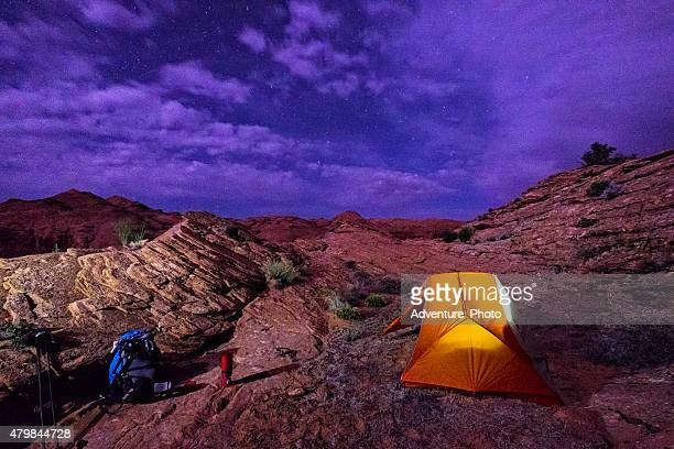 Backpacking Under the Stars