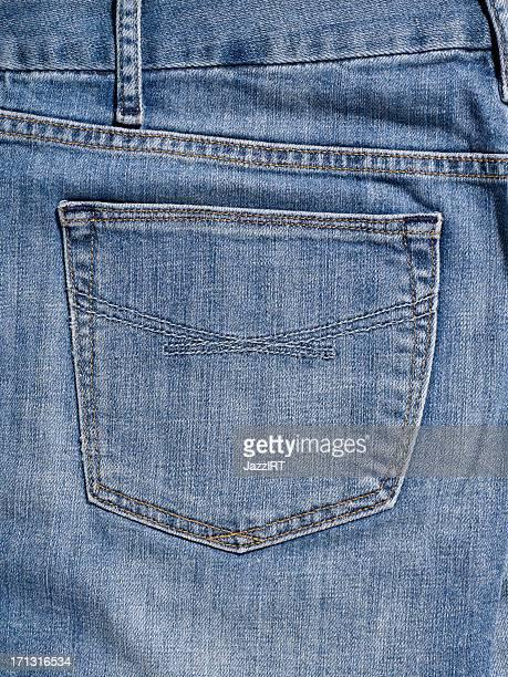 Backpocket of Jeans