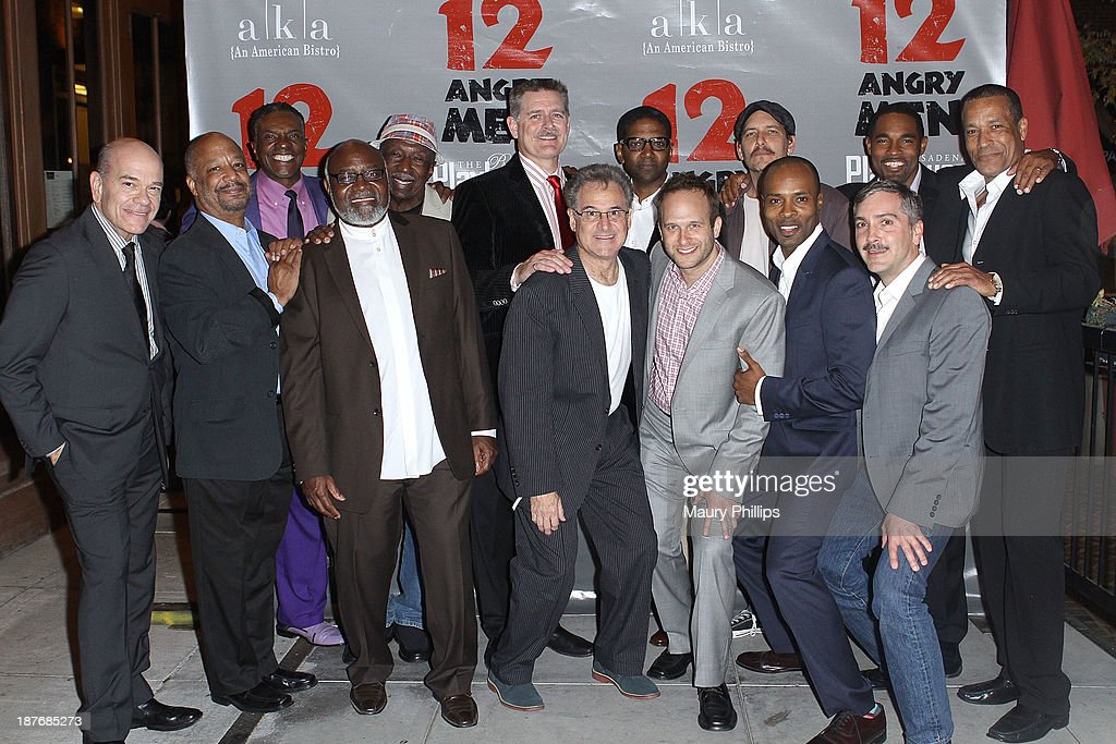 "The Pasadena Playhouse Presents ""12 Angry Men"""