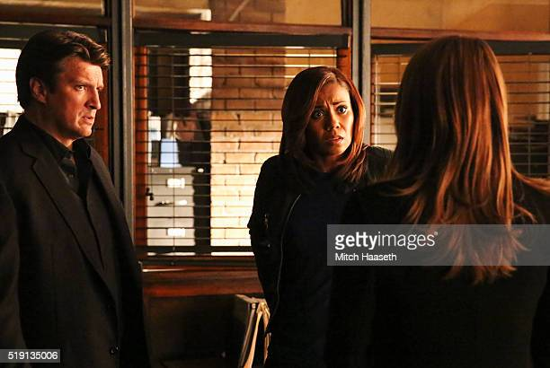 CASTLE 'Backstabber' After Hayley does a favor for an old friend she finds herself implicated in a killing and cyberterror attack Now Beckett and...