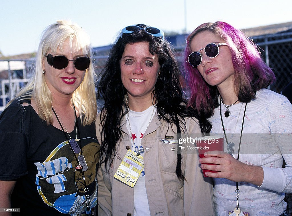 Lollapallooza 1994 - Mountain View CA : News Photo