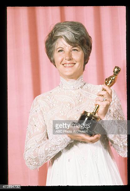 April 14 1969 ONNA WHITE WINNER BEST CHOREOGRAPHY ACHIEVEMENT FOR 'OLIVER'