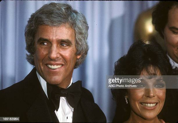 March 29 1982 BURT BACHARACH CAROLE BAYER SAGER AND CHRISTOPHER CROSS BEST ORIGINAL SONG WINNERS FOR ARTHUR'S THEME