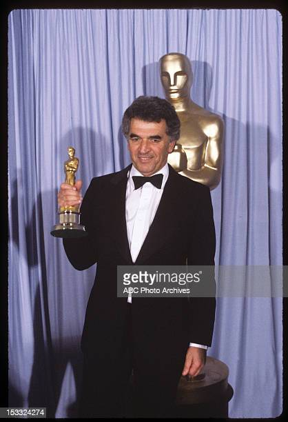 March 31 1981 ALVIN SARGENT WINNER OF BEST ADAPTED SCREENPLAY FOR 'ORDINARY PEOPLE'