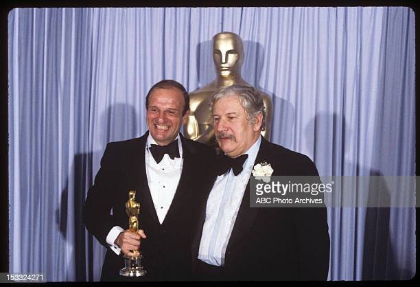March 31 1981 BOB GOLDMAN WINNER OF BEST ORIGINAL SCREENPLAY FOR 'MELVIN AND HOWARD' WITH