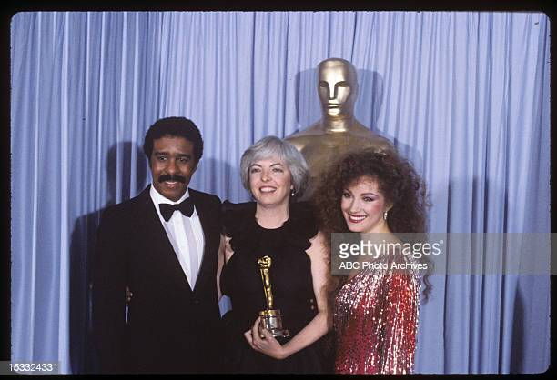 March 31 1981 THELMA SCHOONMAKER BEST FILM EDITING WINNER FOR 'RAGING BULL' WITH