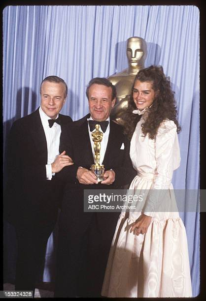 March 31 1981 VLADIMIR MENSHOV BEST FOREIGN LANGUAGE FILM WINNER FOR 'MOSCOW DOES NOT BELIEVE IN TEARS' WITH