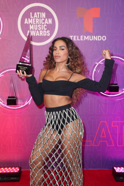 "FL: Telemundo's ""2021 Latin American Music Awards"" - Backstage"