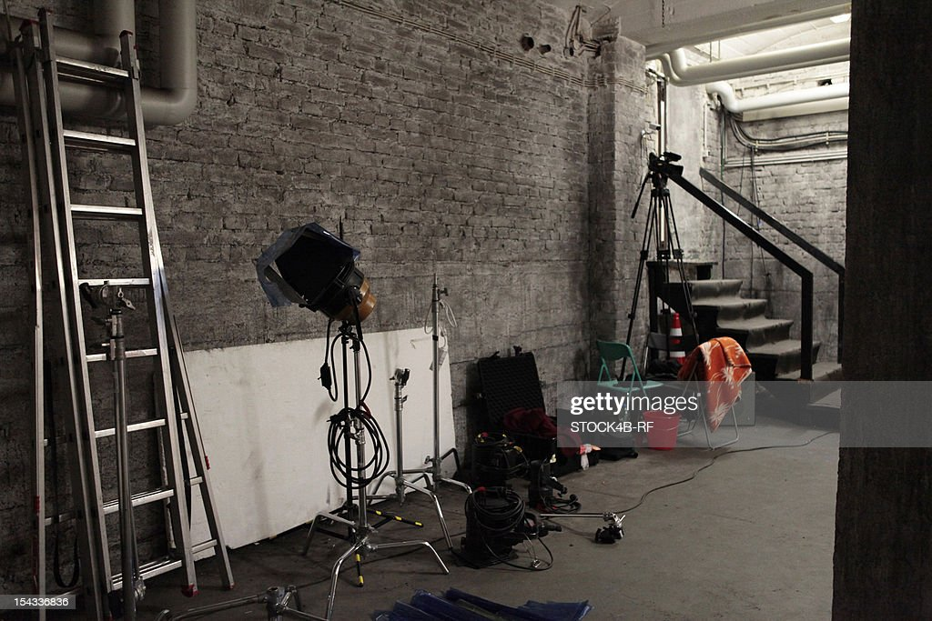 Backstage room : Stock Photo