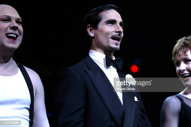 Backstreet Boy Kevin Richardson takes his Curtain Call as Lawyer Billy Flynn in the production of Chicago