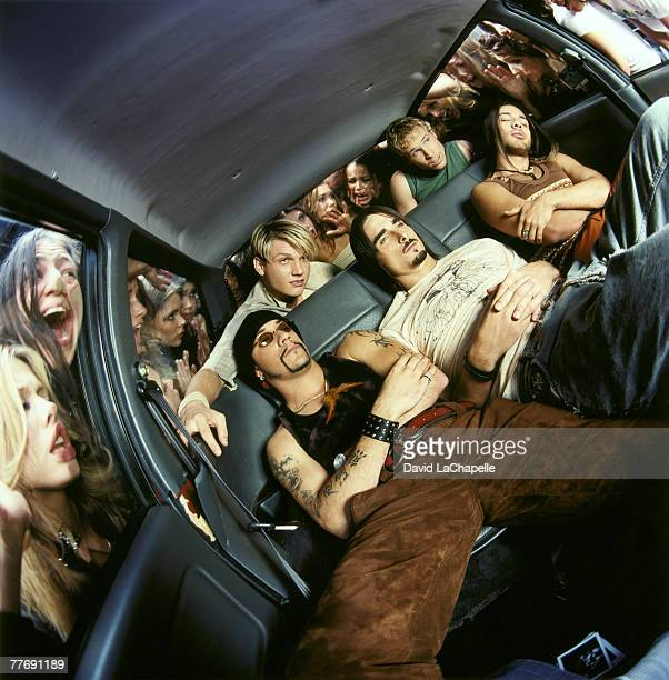 Backstreet Boys Backstreet Boys by David LaChapelle Backstreet Boys Rolling Stone December 21 2000