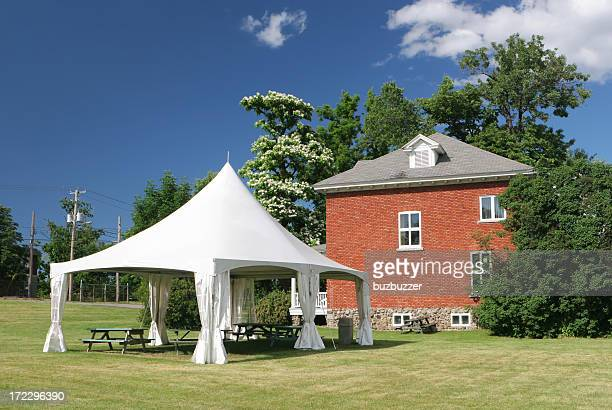 Backyard Celebration Tent