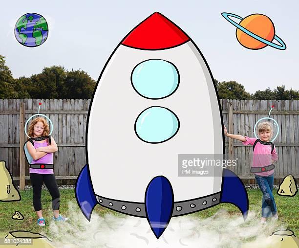 Backyard Rocketship