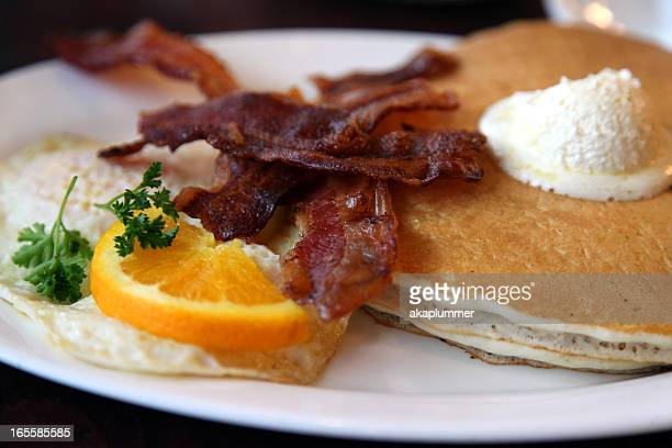 Bacon and Eggs