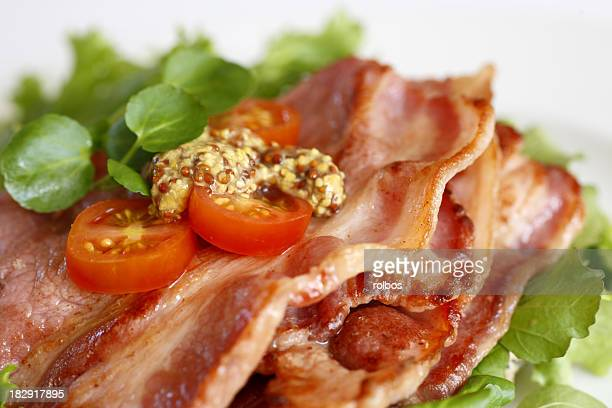 bacon, lettuce and tomato