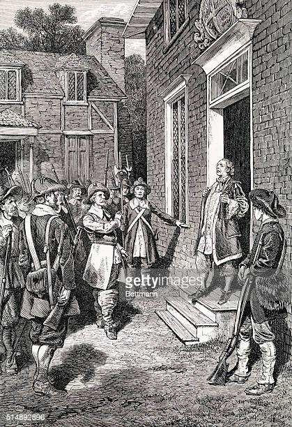 Bacon's Rebellion Governor Berkeley and the Insurgents
