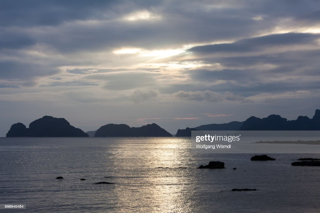 Bacuit Archipelago II : Stock Photo