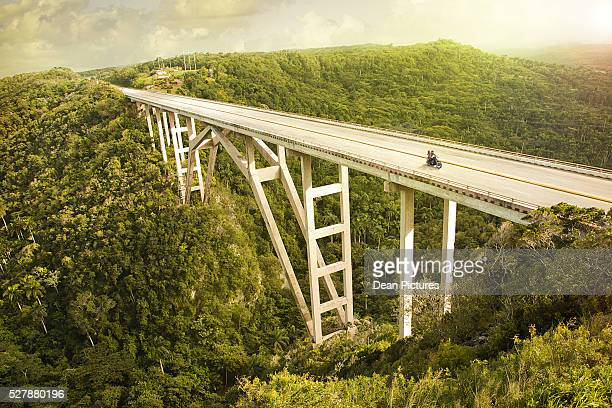 Bacunayagua bridge, Matanzas Province, Cuba