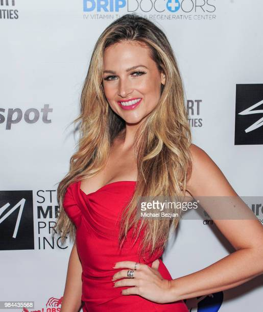 Bad Ash attends Team Up For Tourette's 4th Annual Charity Fundraiser at The Parlor on June 23, 2018 in West Hollywood, California.