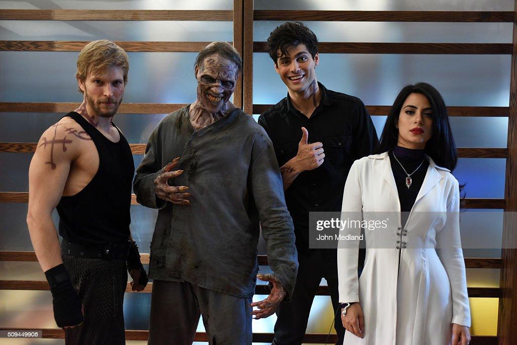 """Freeform's """"Shadowhunters"""" - Season One : News Photo"""