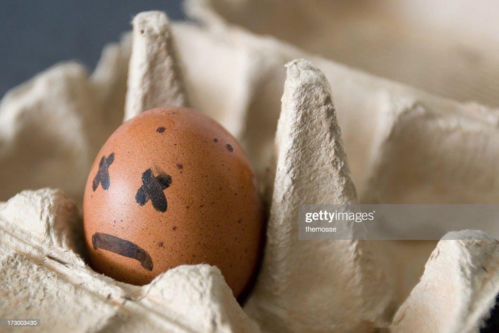 Bad egg : Stock Photo