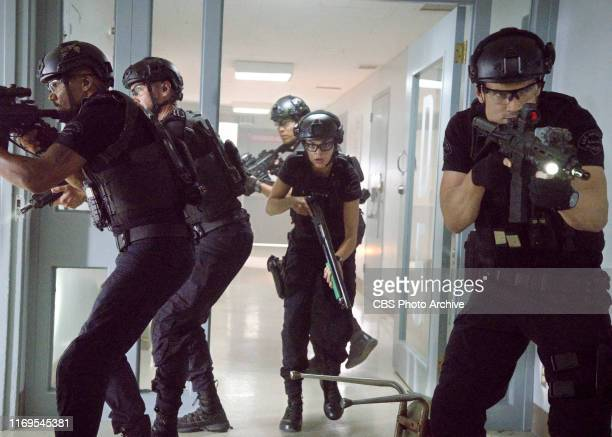 """Bad Faith"""" -- Lt. Lynch pulls the SWAT team's focus when the mayor tasks her with enacting a departmental review of the squad right as they pursue..."""