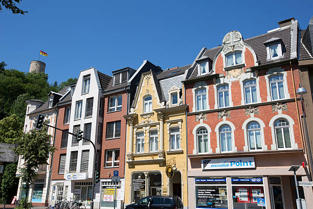 Bad Godesberg-Townscape, Godesburg. Pictures | Getty Images