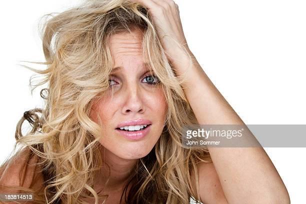 Bad hair despair