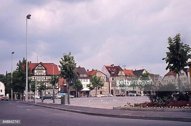 GER Bad Hersfeld Marktplatz
