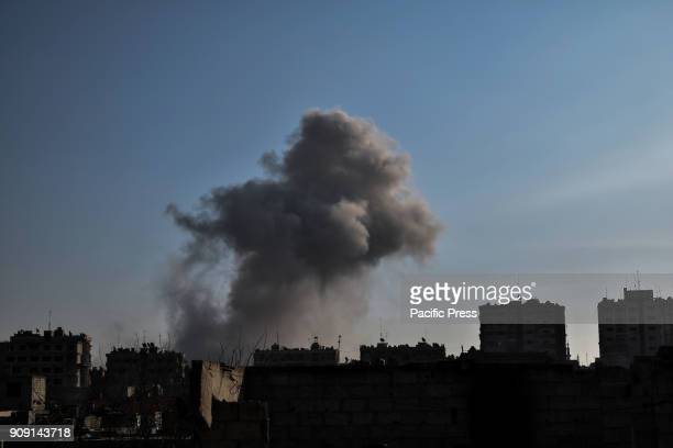 Bad living circumstances for the residents of Eastern Ghouta generally and the surrounding areas as shelling is continuous day and night especially...