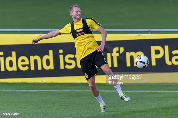 Bad Ragaz, Schweiz , Trainingslager BV Borussia Dortmund, BVB, Andre Schuerrle