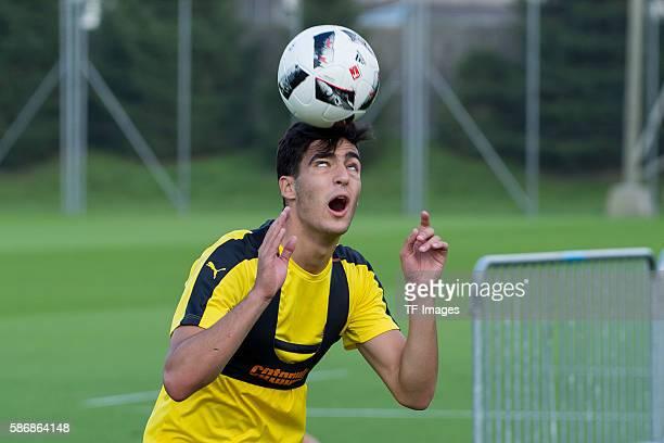Bad Ragaz, Schweiz , Trainingslager BV Borussia Dortmund, BVB, Mikel Merino