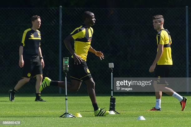 Bad Ragaz, Schweiz , Trainingslager BV Borussia Dortmund, BVB, Adrian Ramos