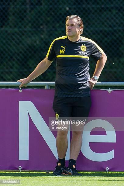Bad Ragaz Schweiz Trainingslager BV Borussia Dortmund BVB Sportdirektor Michael Zorc