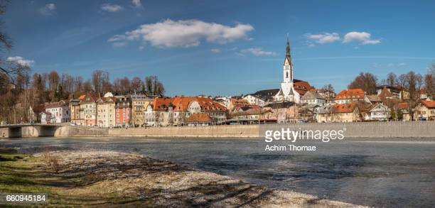 bad tölz, bavaria, germany, europe - beschaulichkeit stock pictures, royalty-free photos & images