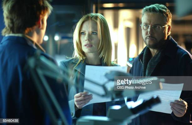 'Bad To The Bone' The CSI's investigate an evil loner who beats a man to death with his bare hands on CSI CRIME SCENE INVESTIGATION scheduled to air...