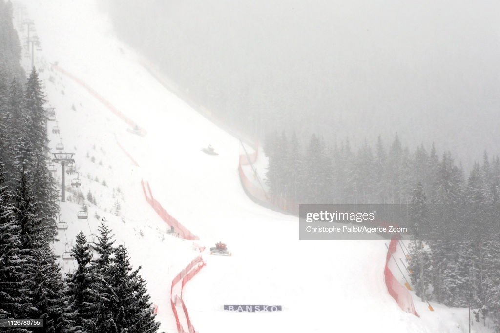 BGR: Audi FIS Alpine Ski World Cup - Men's Super G