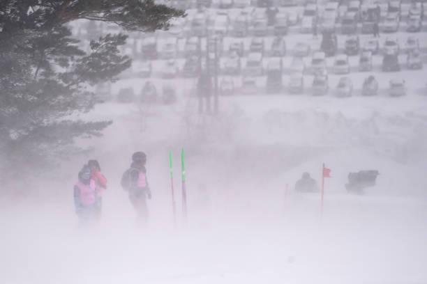 JPN: Audi FIS Alpine Ski World Cup - Men's Slalom