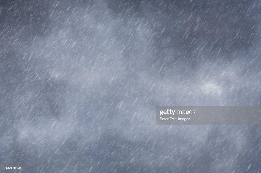 Bad weather : Foto stock